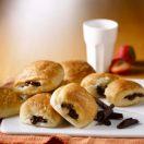 mini choco, chocolatine, chocolatines, chocolat, chocolate, croissant, buns, rolls, dessert, pastry, patisserie, viennoiserie, petite bretonne